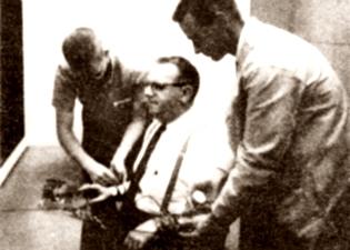 The original Milgram experiment