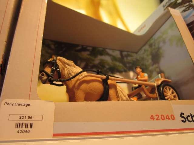 Pony Carriage $21.95