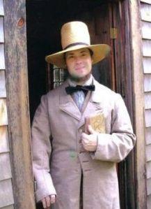 Richard Smith, a die-hard Thoreauvian.