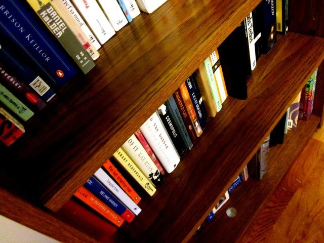 Bookshelf 002