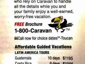 caravan toucan