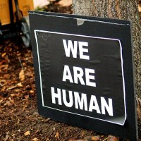 Scientologists in Ferguson